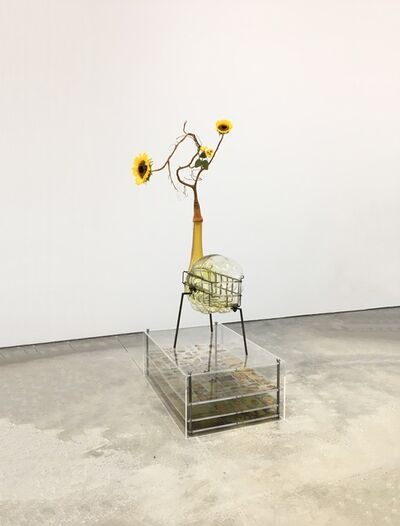 Jesse Krimes, 'Of Beauty and Decay; or, not (yellow)', 2018