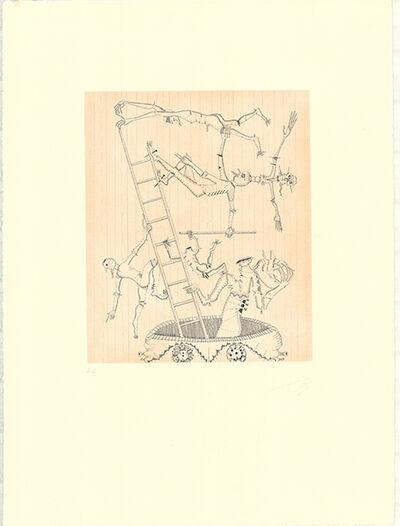 Joan Ponç, 'Equilibrio', 1973