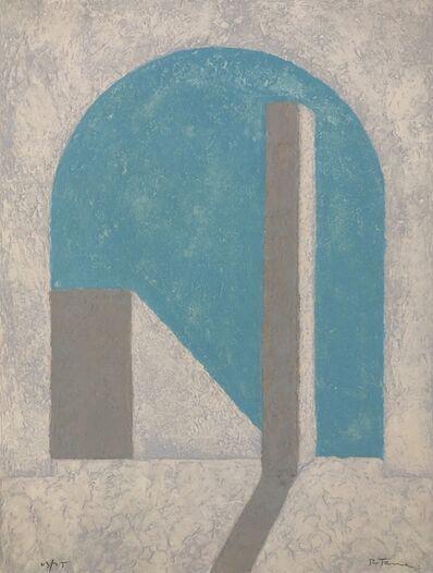 Rufino Tamayo, 'Torre Blanca', 1976