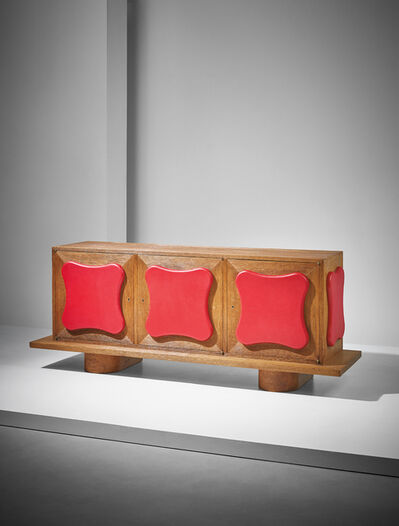 Jean Royère, 'Important 'Trèfle' sideboard', ca. 1942