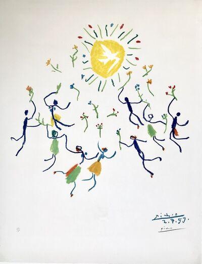 Pablo Picasso, 'La ronde de la Jeunesse', 1959