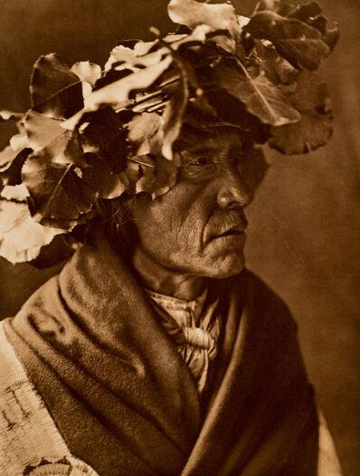 Edward Sheriff Curtis, 'Porcupine - Cheyenne', ca. 1910