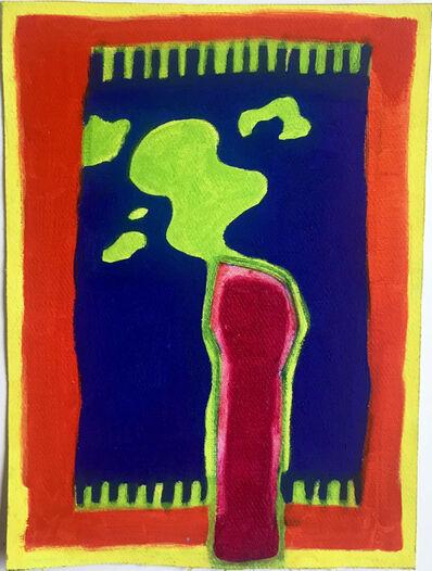 Karolina Albricht, 'Carpet Stain, I', 2018