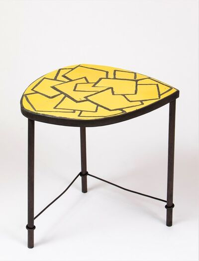 Suzanne Ramie, 'Abstract Table', ca. 1950