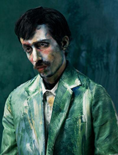 Amy Arbus, 'Owen / After Peasant (Cezanne's Peasant, 1891) ', 2012