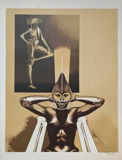 Heriberto Cogollo, 'Untitled'
