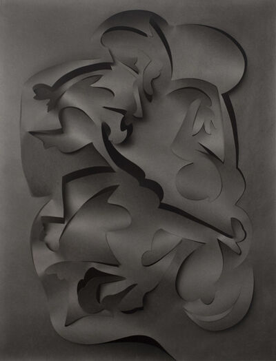 Frederick Sommer, 'Cut Paper', 1974