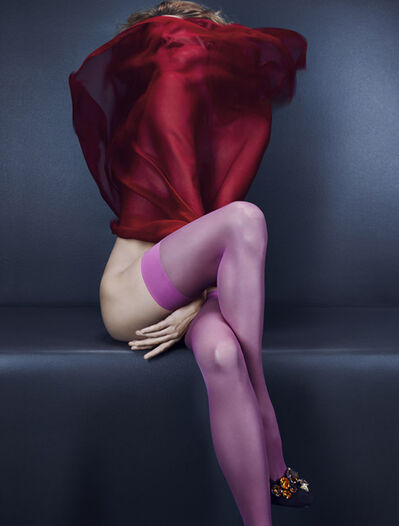 Emma Summerton, 'Camille Red & Pink', 2013