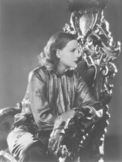 Ruth Harriet Louise, 'Greta Garbo, The Single Standard', 1929