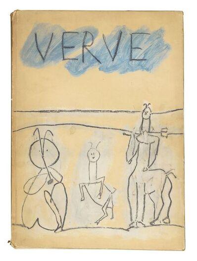 Pablo Picasso, 'Verve Vol. V, No.19-20', 1948