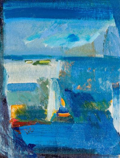 Calum McClure, 'White Cliffs Study', 2019