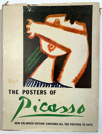 Pablo Picasso, 'The Posters of Picasso, New Enlarged Edition contains all the posters to date, Full Page Plates, with blank backs', 1964