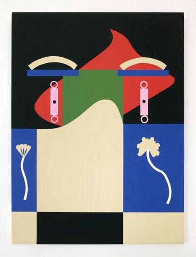 Robbie Simon, 'Parallelisme', 2018