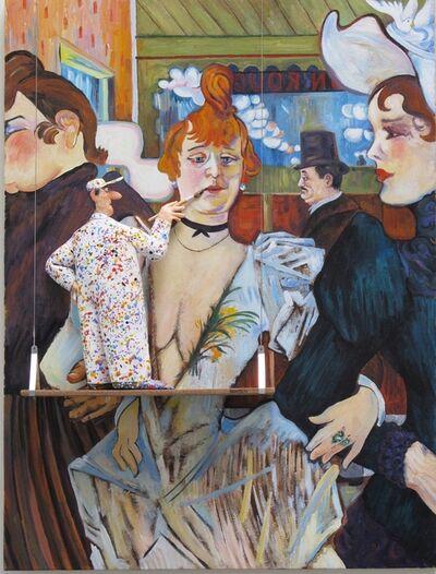 Stephen Hansen, 'La Goulue: Lautrec'