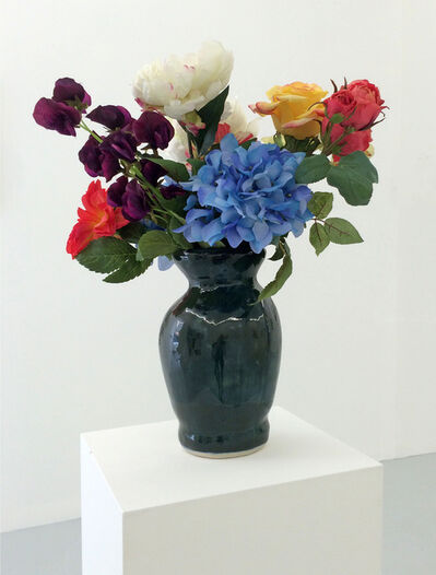 Jamie Isenstein, 'Inside Outside Backstage Vase', 2011