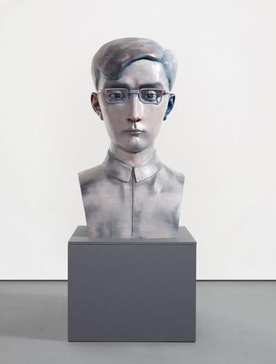 Zhang Xiaogang, 'Young Man', 2013