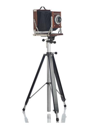 Joel-Peter Witkin, 'Deardorff camera', ca. 1958