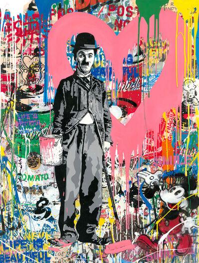 Mr. Brainwash, 'Chaplin', 2018