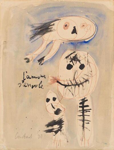 Constant, 'L'amour s'envole', 1948