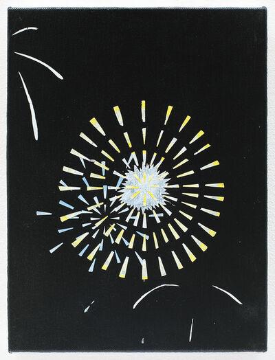 Brian Alfred, 'Niigata Fireworks', 2015