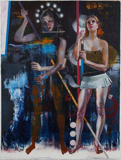 Rayk Goetze, 'The Abshaum', 2020