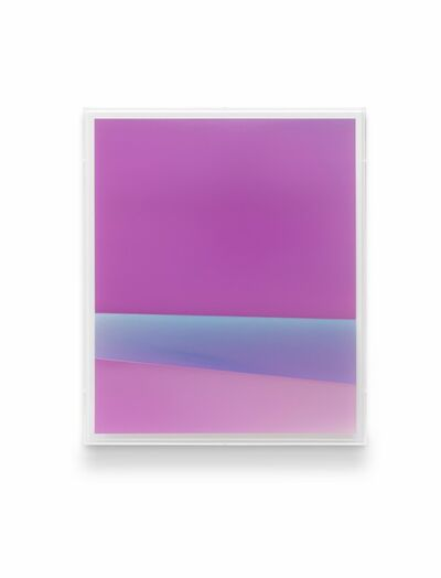 Wolfgang Tillmans, 'Lighter, pink / blue', 2013