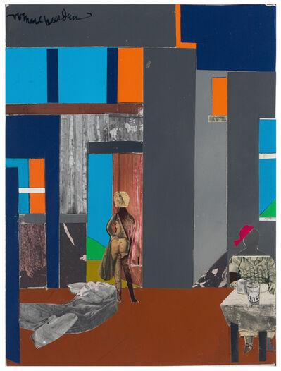 Romare Bearden, 'Blue Monday', 1969