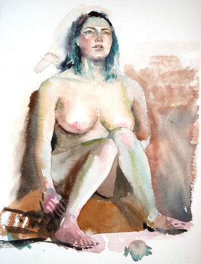 Marcelo Daldoce, 'Blue Eyes', 2017