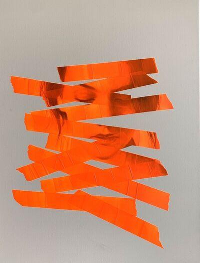 Sebastian Herzau, 'The great below T/A. I-21', 2021