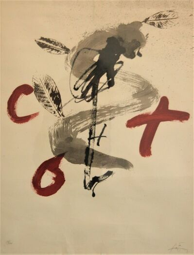 Antoni Tàpies, 'Untitled', 1988