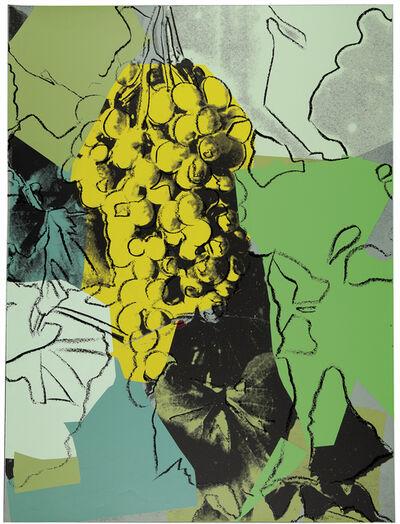 Andy Warhol, 'Grapes (F. & S. II.191)', 1979