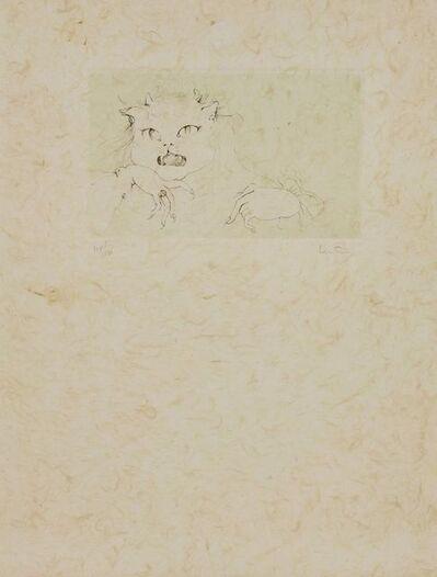 Leonor Fini, 'Le Toung-Sok', 1976