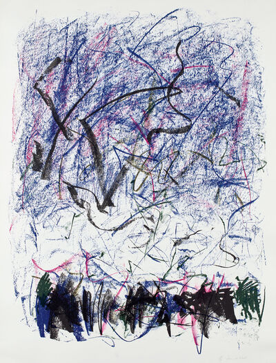Joan Mitchell, 'Bedford III, from the Bedford Series (T. 365)', 1981
