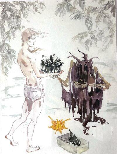 AGATA BEBECKA, 'Shadow's Gift', 2020