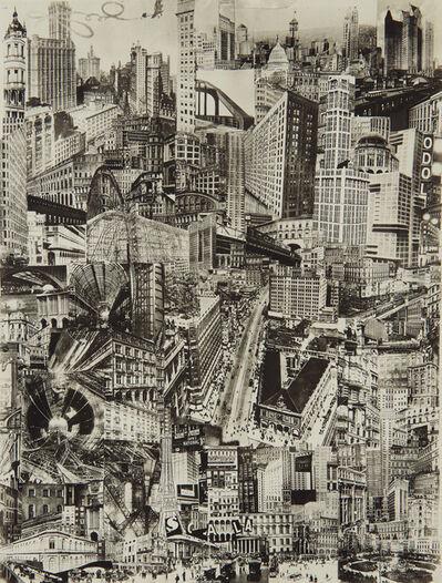 Paul Citroen, 'Metropolis', 1923