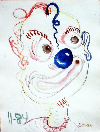 George Condo, 'Untitled (Head)', 1984
