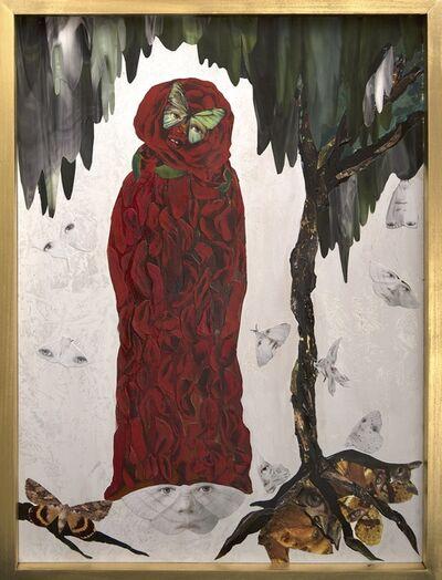 Marnie Weber, 'Crimson Echoes', 2016
