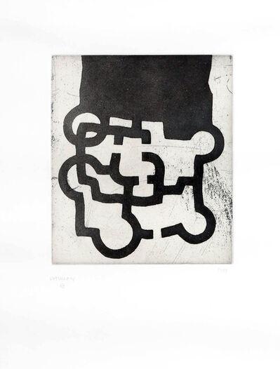 Eduardo Chillida, 'Hommage à Sir Roland Penrose ', 1981