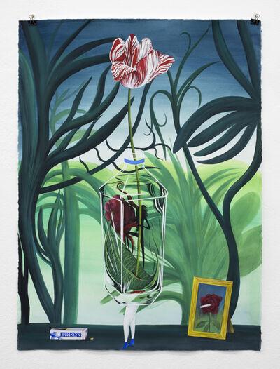 Agnese Guido, 'La scelta imbarazzante delle piante', 2019