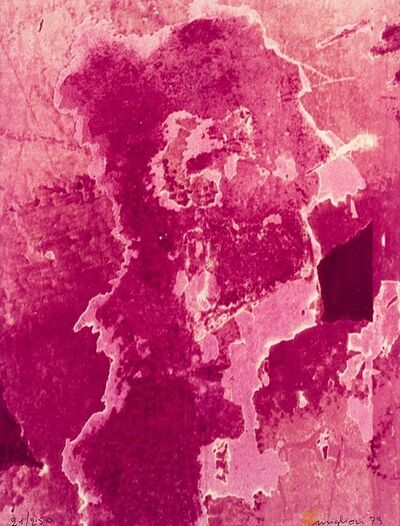 Nino Migliori, 'Untitled (Oxidation)', 1973