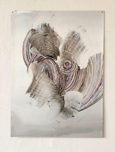 Myriam Holme, 'katapata', 2018