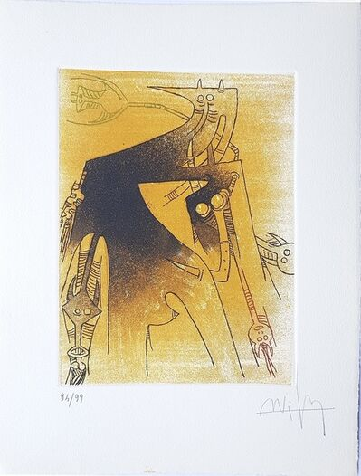 Wifredo Lam, 'Untitled', 1966