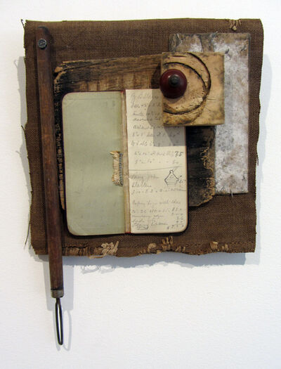 Liz Curtin, 'A Few Small Repairs I: A Book Worth Reading', 2017