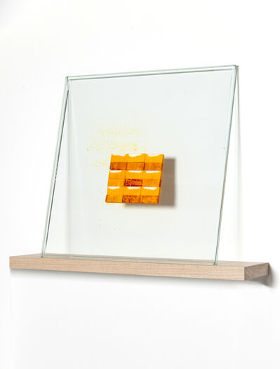 Maria Kley, 'Moist (yellow) I', 2012