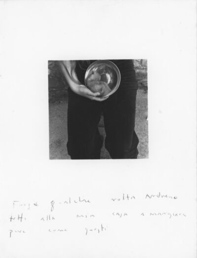 Francesca Woodman, 'Antella', 1977