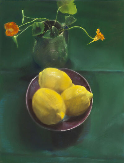 Mary Joan Waid, 'Lemons and Green', 2010