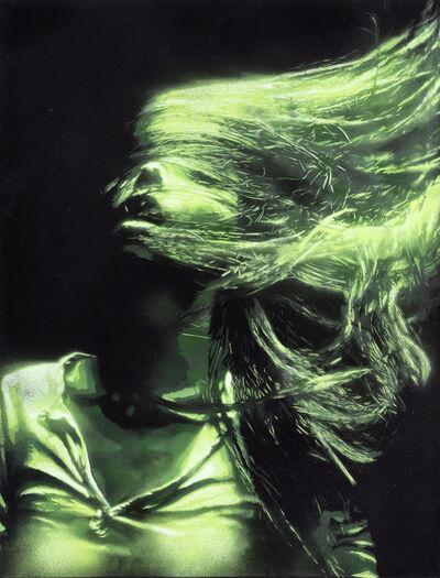 Snik, 'Inertia Creeps (Green)', 2014