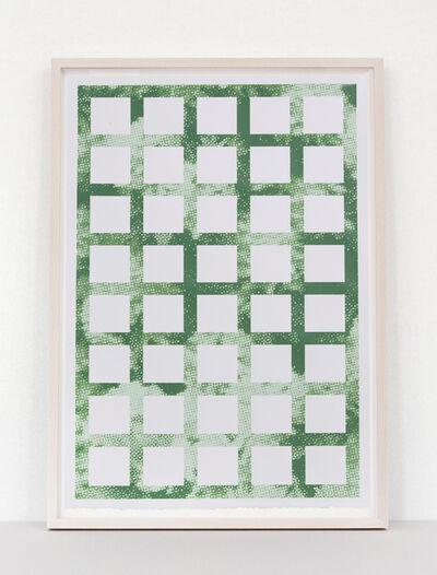 Elizabeth Corkery, 'Green Trellis', 2013