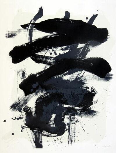 Kazuo Shiraga, 'RAI', 1990