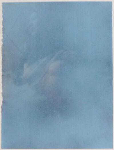 Adam Gondek, 'Light Blue Nude', 2013